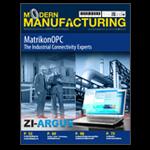 นิตยสาร Modern Manufacturing