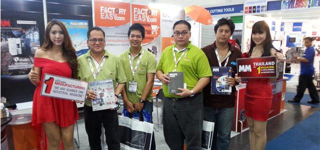 INTERMACH, SUBCON THAILAND & SHEET METAL ASIA 2016
