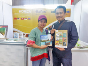 H&T ,AH ,TOHD ,TCED ,GW ,Food & Hotel Thailand ,FHT2016