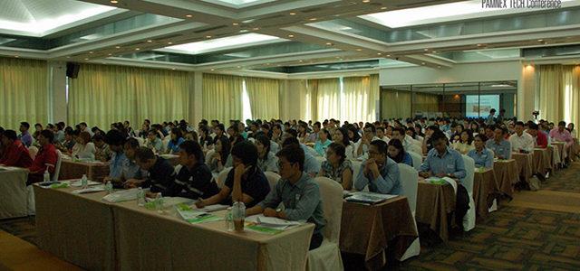 PAMNEX TECH Conference 6 กันยายน  2559  ณ พัฒนากอล์ฟ สปอตแอนด์รีสอร์ท จ.ชลบุรี