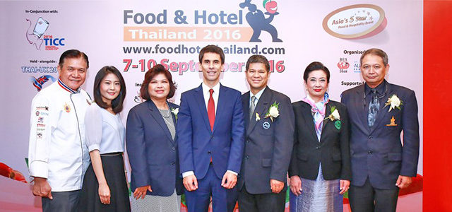 FOOD & HOTEL THAILAND 2016