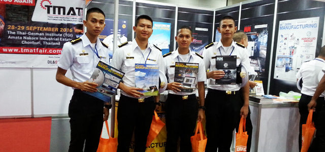 Oil & Gas Thailand (OGET) 2016
