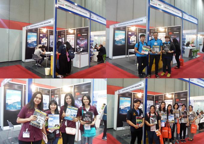 Modern Manufacturing, MM Machine Tools & Metalworking, Green World Publication, TILOG-LOGISTIX 2016, โลจิสติกส์ , กรมส่งเสริมการค้าระหว่างประเทศ, รี้ด เทรดเด็กซ์, Industry4.0, Bitec Bangna, นิตยสารอุตสาหกรรม, งานแสดงสินค้าอุตสาหกรรม