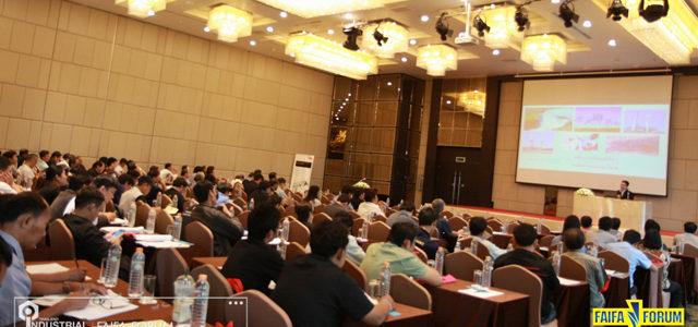 ภาพบรรยากาศงานสัมมนา FaiFa Forum  2017 เมื่อวันที่ 26 เมษายน 2560 ณ โรงแรมเมเปิ้ล บางนา