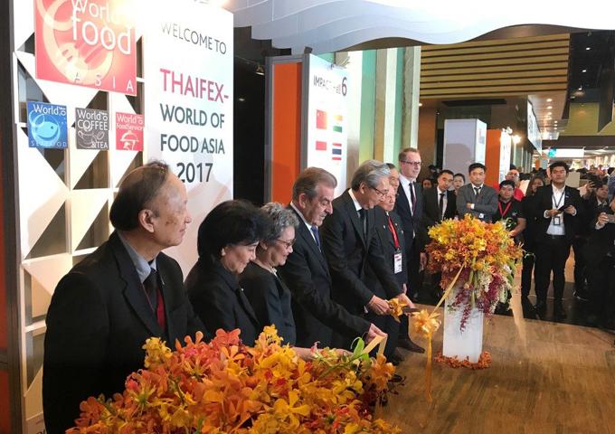 AH, AsiaHORECA, Greenworld, Marshall, TCED, Thai Hotel & Travel Magazine, THAIFEX, ThaiFEX 2017, Thailand Convention & Exhibition Directory, THT, www.thaihotelbusiness.com, กรีนเวิลด์