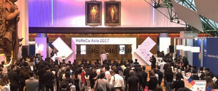 บรรยากาศงาน HORECA ASIA 2017