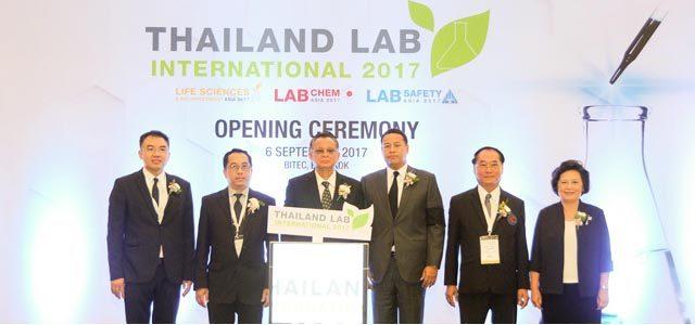Thailand LAB International 2017