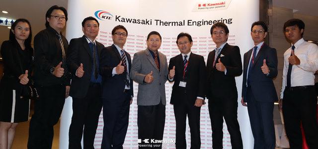 ภาพบรรยากาศงานสัมมนา Japanese Advanced Technology for Packaged Boiler