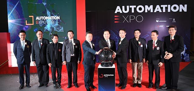 Automation Expo 2019 สวนนงนุช พัทยา